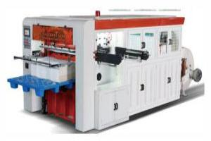 Auto Roll Die Cutting Machine